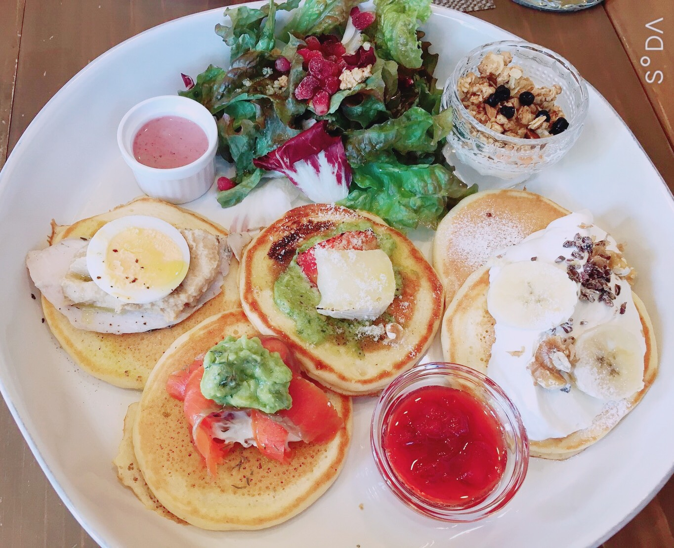 cafe lunch★